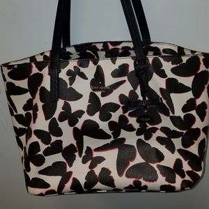 Kate Spade butterfly tote
